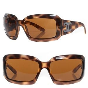 Mother of Pearl Chanel Sunglasses!